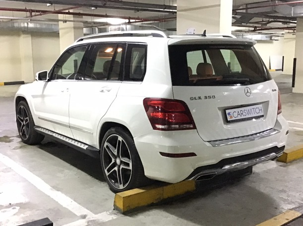 Used 2013 Mercedes GLK350 for sale in dubai