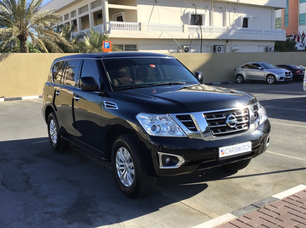 Used 2018 Nissan Patrol for sale in dubai