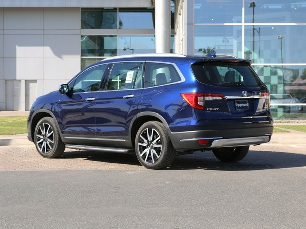 Used 2020 Honda Pilot for sale in dubai