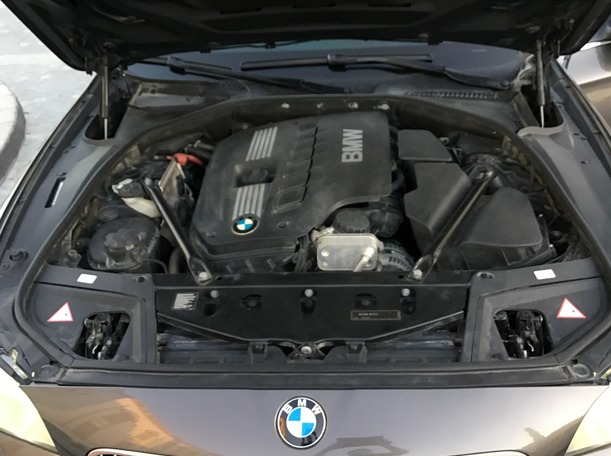 Used 2012 BMW 523 for sale in dubai