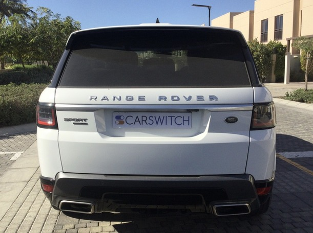 Used 2019 Range Rover Sport for sale in sharjah
