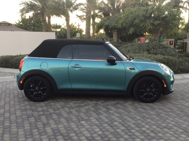 Used 2019 MINI Cooper for sale in sharjah