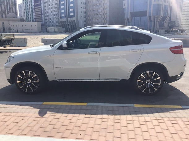 Used 2008 BMW X6 for sale in abudhabi
