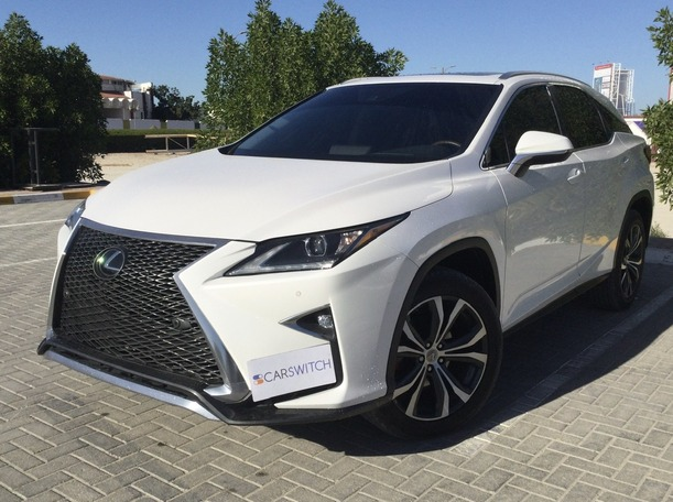 Used 2017 Lexus RX350 for sale in sharjah