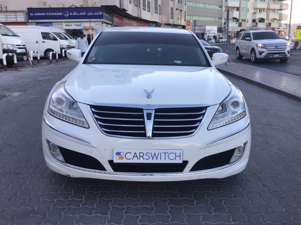 Used 2010 Hyundai Equus for sale in dubai