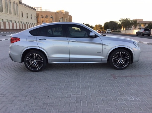Used 2015 BMW X4 for sale in dubai