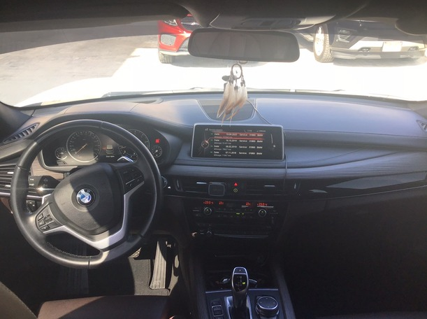 Used 2016 BMW X5 for sale in abudhabi