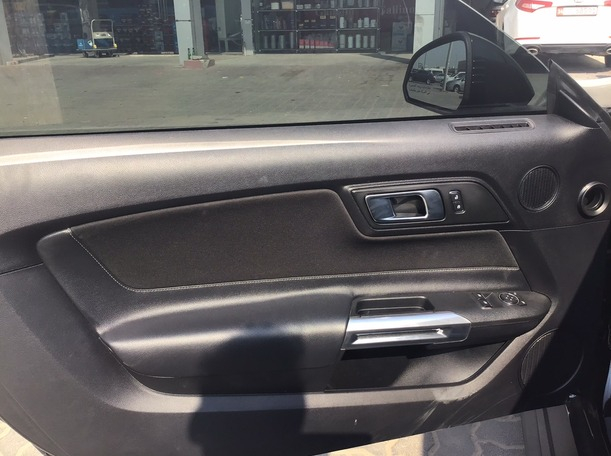 Used 2018 Ford Mustang for sale in abudhabi