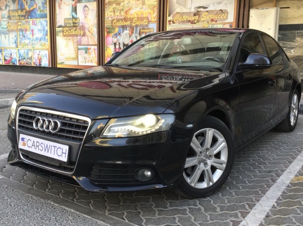 Used 2009 Audi A4 for sale in sharjah