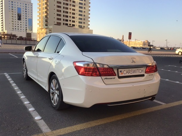Used 2014 Honda Accord for sale in dubai