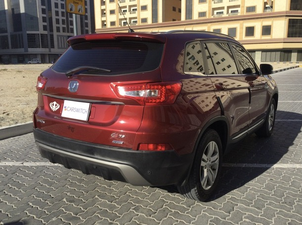 Used 2016 Changan CS75 for sale in sharjah