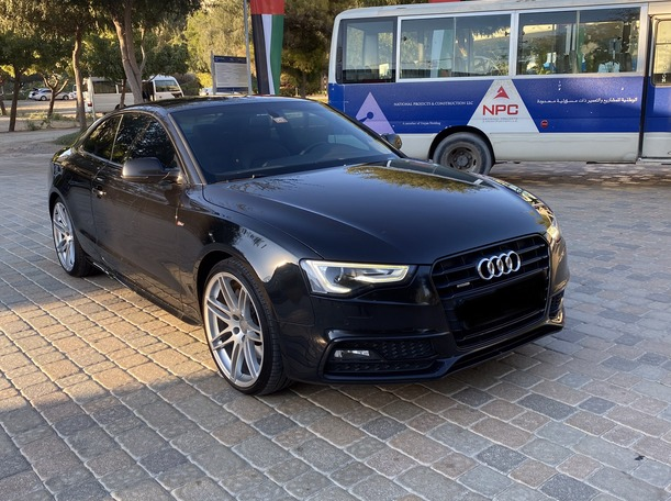 Used 2015 Audi A5 for sale in dubai