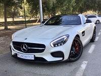 Used 2016 Mercedes AMG GT for sale in dubai