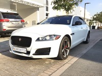 Used 2018 Jaguar XF for sale in dubai