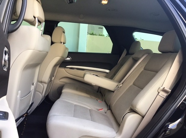 Used 2017 Dodge Durango for sale in dubai
