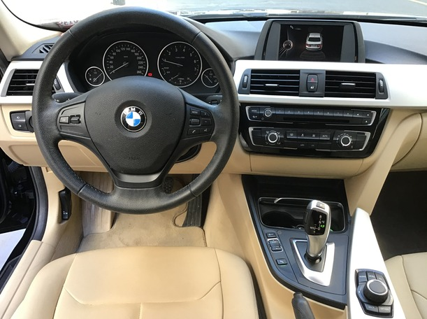 Used 2016 BMW 318 for sale in dubai