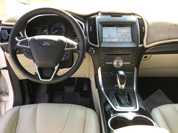 Used 2018 Ford Edge for sale in dubai