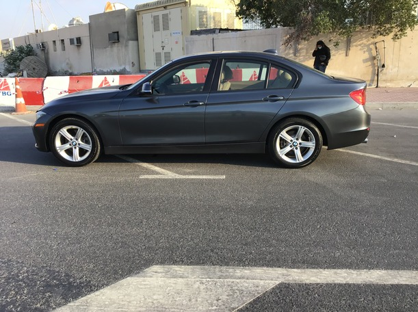 Used 2014 BMW 320 for sale in dubai