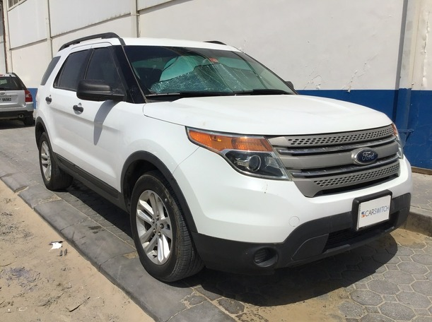 Used 2014 Ford Explorer for sale in sharjah