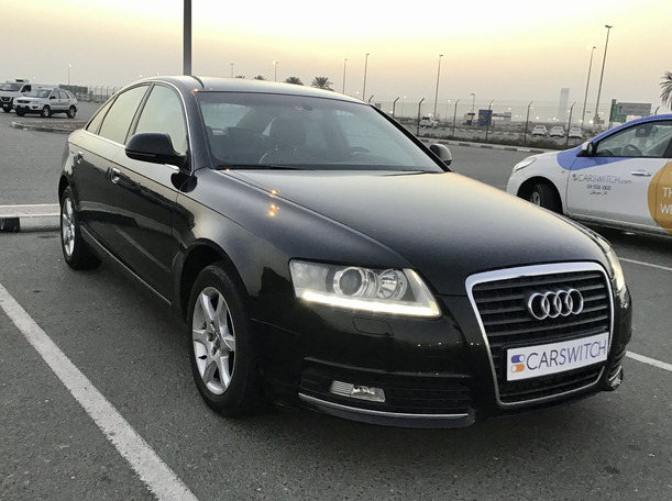 Used 2010 Audi A6 for sale in dubai