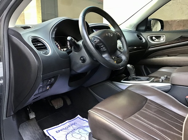 Used 2016 Infiniti QX60 for sale in dubai