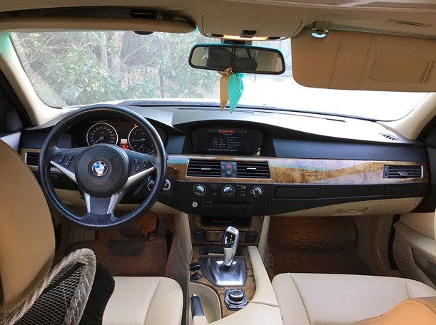 Used 2010 BMW 520 for sale in dubai