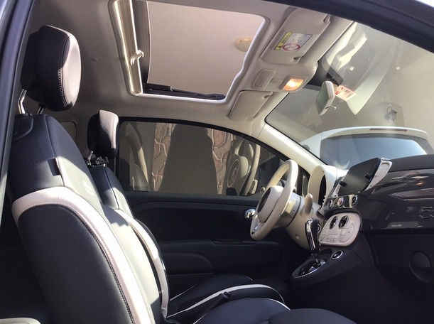 Used 2019 FIAT 500 for sale in abudhabi