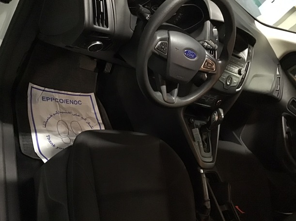 Used 2016 Ford Focus for sale in dubai