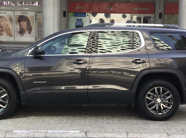 Used 2017 GMC Acadia for sale in sharjah
