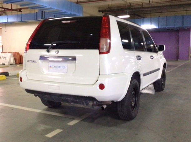 Used 2012 Nissan X-Trail for sale in abudhabi