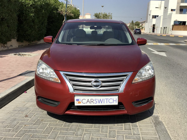 Used 2016 Nissan Sentra for sale in dubai