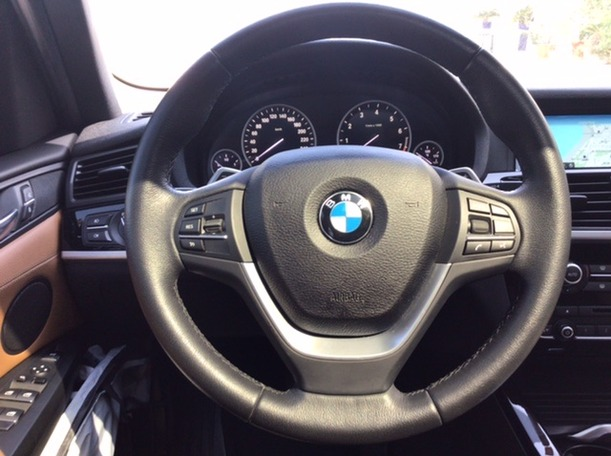 Used 2017 BMW X3 for sale in abudhabi