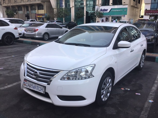 Used 2020 Nissan Sentra for sale in abudhabi