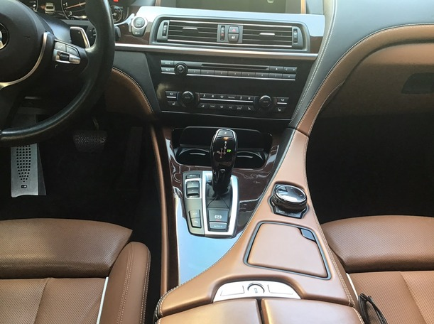 Used 2015 BMW 650 for sale in abudhabi