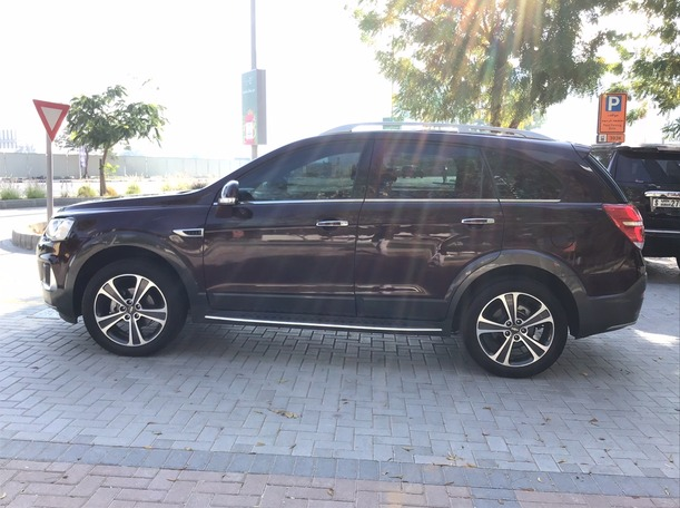 Used 2016 Chevrolet Captiva for sale in dubai