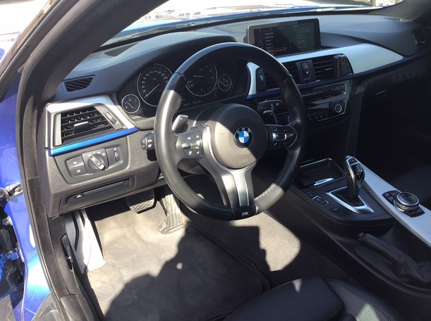 Used 2015 BMW 435 for sale in abudhabi