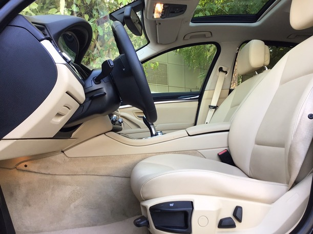 Used 2013 BMW 520 for sale in dubai