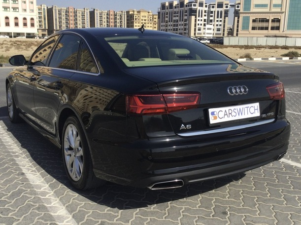 Used 2016 Audi A6 for sale in dubai