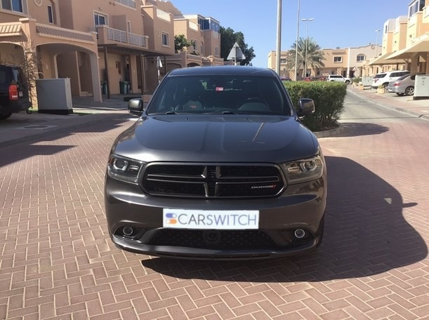 Used 2014 Dodge Durango for sale in abudhabi