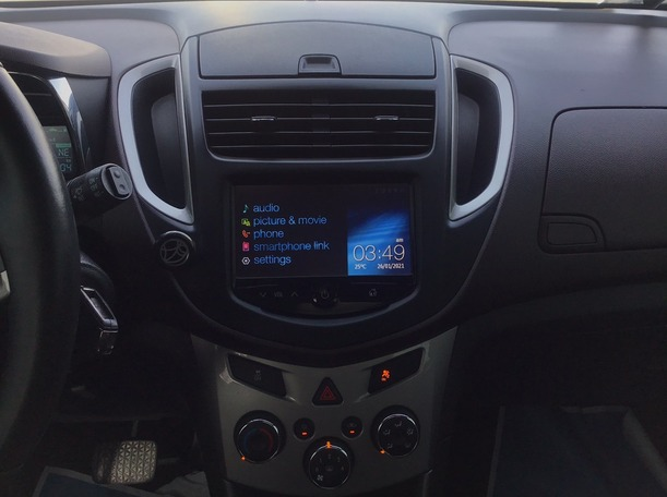 Used 2016 Chevrolet Trax for sale in abudhabi