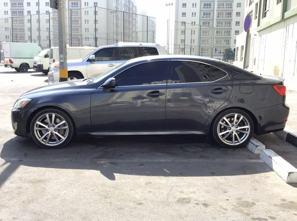 Used 2006 Lexus IS350 for sale in dubai