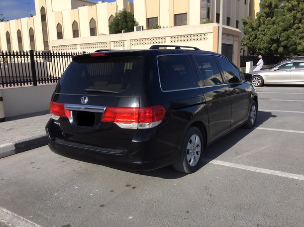 Used 2010 Honda Odyssey for sale in sharjah
