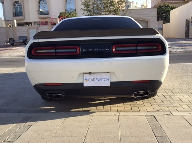 Used 2016 Dodge Challenger for sale in dubai