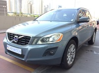 Used 2009 volvo XC60 for sale in dubai
