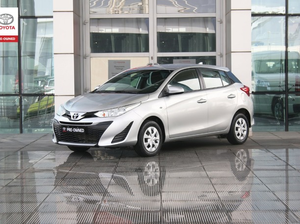 Used 2019 Toyota Yaris for sale in dubai