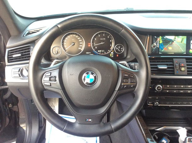 Used 2016 BMW X3 for sale in dubai