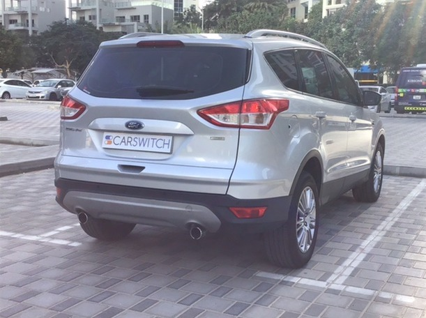 Used 2015 Ford Escape for sale in dubai