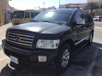 Used 2006 Infiniti QX56 for sale in abudhabi