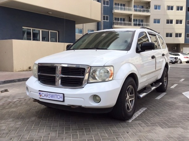Used 2009 Dodge Durango for sale in abudhabi