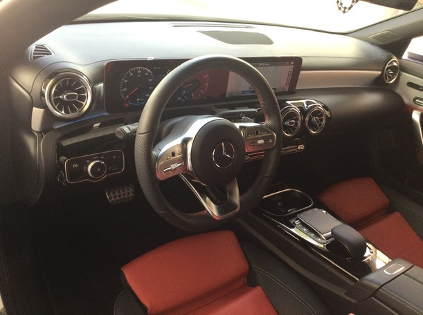 Used 2020 Mercedes CLA250 for sale in sharjah